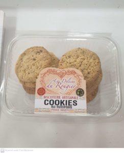 Cookies multicéréales