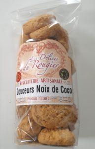 Douceurs à la noix de coco